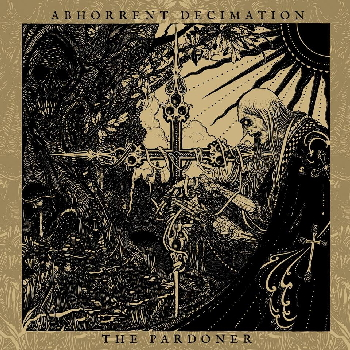 Abhorrent Decimation album art