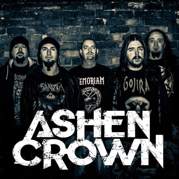Ashen Crown Band pic